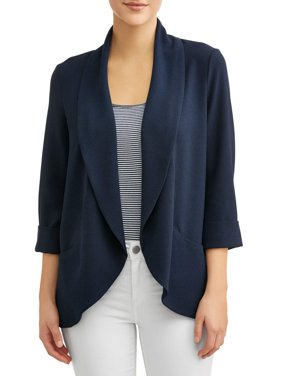 Women's Drape Front Blazer