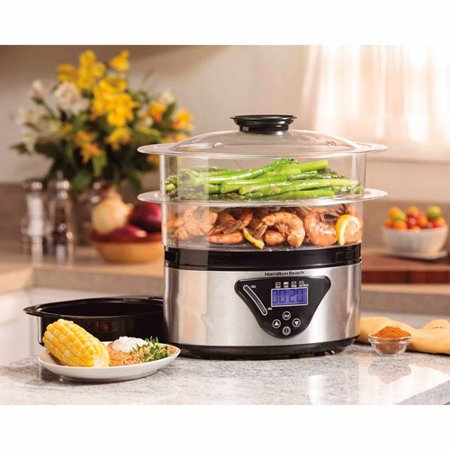 Steamer Boiler (Hamilton Beach 5.5-Quart Digital Steamer )