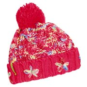 44110f17a30 Turtle Fur Vine With Me Girl s Chunky Hand Knit Pom Winter Hat