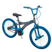 "Huffy 20"" Radium Boys' Metaloid BMX-Style Bike, Blue"