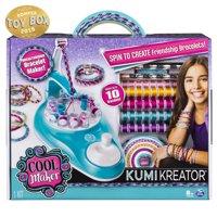 Cool Maker KumiKreator Friendship Bracelet Maker Kit for girls ages 8 & Up