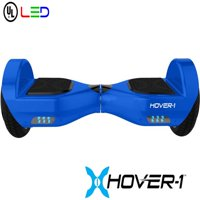 Hover-1 Allstar UL Certified Electric Hoverboard w/ 6.5 Wheels and LED Lights - Blue