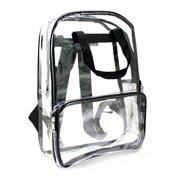 Clear Backpack Camping Hiking Daypacks NFL Sports Events Approved Backpack af74eab7ea168