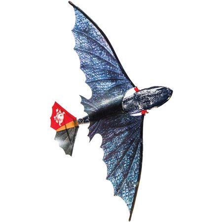 DreamWorks Dragons: Defenders of Berk Real Flying - Art Matters Flying Dragon