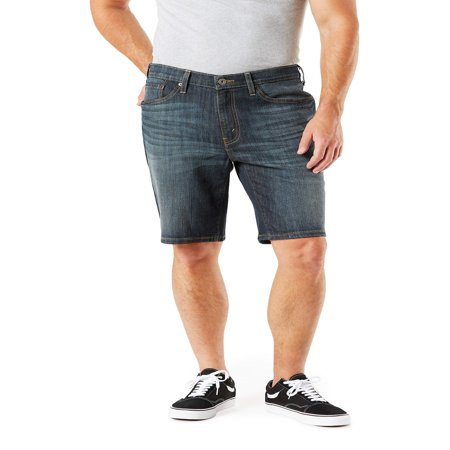 Signature by Levi Strauss & Co Men's Athletic Fit Shorts](Reno 911 Shorts)