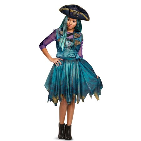 Disney's Descendants 2: Uma Classic Isle Look Child Costume - 70s Look For Kids