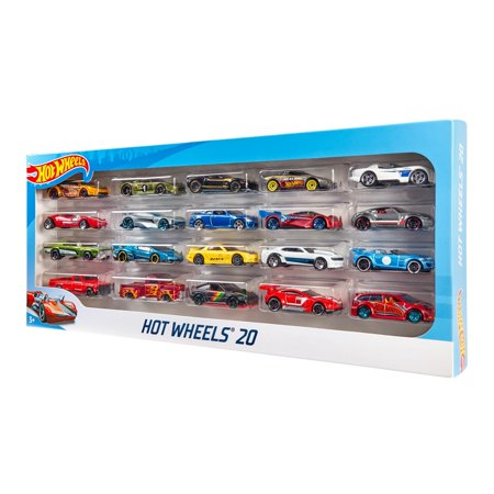 Hot Toys Seal (Hot Wheels 20-Car Collector Gift Pack (Styles May Vary) )