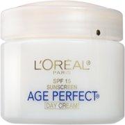 L'Oreal Paris Age Perfect Anti-Sagging & Ultra Hydrating Day Cream SPF 15 - 2.5 oz