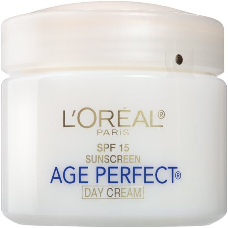 L'Oreal Paris Age Perfect Anti-Sagging & Ultra Hydrating Day Cream SPF 15 - 2.5 oz A New Aging Cream Avon