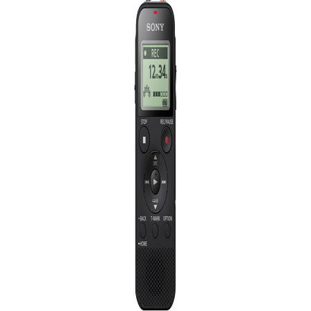 SONY ICD-PX470 Stereo Digital Voice Recorder with Built-in