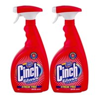 (2 Pack) Spic and Span Cinch Glass Cleaner, 32.0 FL OZ