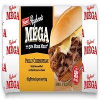 Raybern's Mega Philly Cheesesteak Sandwich, 10.3 oz