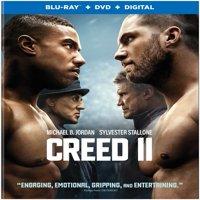 Creed II (Blu-ray + DVD + Digital Copy)