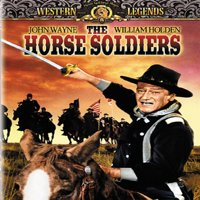 The Horse Soldiers (DVD)