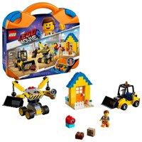 LEGO The LEGO Movie 2 Emmet's Builder Box! 70832 - Walmart Exclusive