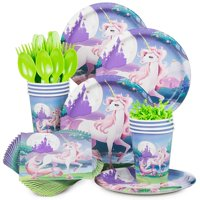 Unicorn Fantasy Standard Kit (Serves 8) - Party Supplies