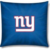 """NFL New York Giants Official 15"""" Toss Pillow"""