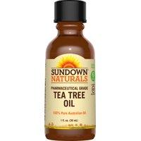Sundown Tea Tree Oil 1 oz