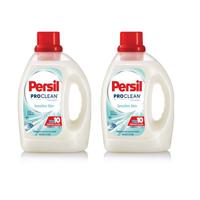 Persil ProClean Liquid Laundry Detergent, Sensitive Skin, 100 Fluid Ounces, 64 Loads