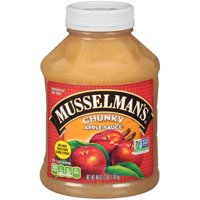 (3 Pack) Musselman's® Chunky Apple Sauce 48 oz. Jar