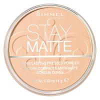 Rimmel Stay Matte Pressed Powder, Transparent