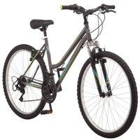 "Roadmaster Granite Peak 26"" Women's Mountain Bike, Grey/Blue"