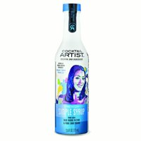 (2 Pack) Cocktail Artist Simple Syrup, 375mL