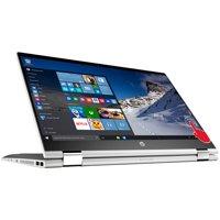 "HP Pavilion x360 Convertible 15-cr0017nr 15.6"" 2-in-1 Laptop Computer - Silver Intel Core i5-8250U Processor 1.6GHz; Microsoft Windows 10 Home; 8GB DDR4-2400 RAM; Intel UHD Graphics 620"