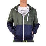 6aa0fde18 SAYFUT Men's Outdoor Lightweight Windbreaker Quick Dry Jacket Waterproof  Rain Jacket Drawstring Hooded Zip-Up