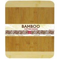 """Home Basics 13.5"""" x 11.5"""" Bamboo Cutting Board"""