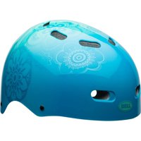 Bell Sports Bike Candy Zen Youth Multisport Helmet, Blue