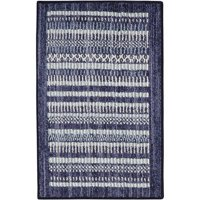 Mohawk Home Blue Mix Accent Area or Runner Rug