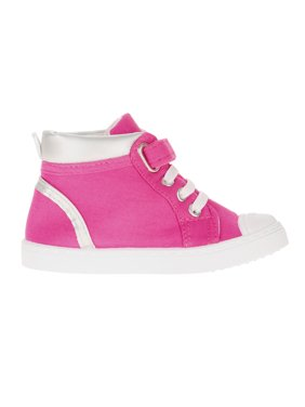 Product Image Skidders Baby Girls' Multi Closure High Top Casual Shoe