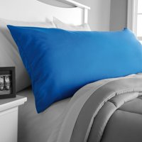 Mainstays Microfiber Body Pillow Cover