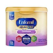 Enfamil Gentlease NeuroPro Baby Formula, 20 oz Powder Reusable Tub