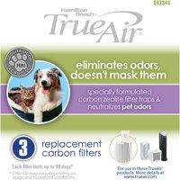 Hamilton Beach True Air Replacement Carbon Filter 3 Pack | Model# 04234G