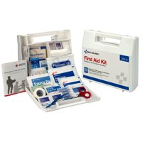 First Aid Only 62 Piece 10 Person OSHA First Aid Kit, Plastic
