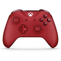 Microsoft Xbox One Wireless Controller, Red, WL3-00027