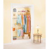 Rubbermaid Complete Closet Organizer