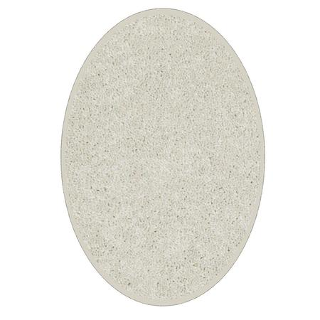 Red Carpet Cheap (American Bright Solid Color Area Rugs Off White - 5'x7')