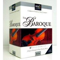 16 CD SET Classical BAROQUE MUSIC Vivaldi / Handel / Bach