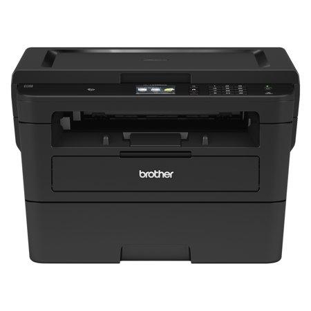 Brother Hl L2395dw Monochrome Laser Printer With Convenient Copy