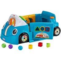 Fisher-Price Laugh & Learn Crawl Around Car - Blue