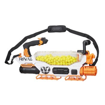 Prometheus MXVIII-20k Shoulder Strap and Team Flags Toy Blaster