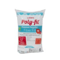 Poly-Fil Premium Polyester Fiberfill-12oz