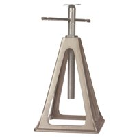 """Camco Olympian Aluminum Stack Jacks, Stabilize, Position And Level Your RV, Trailer Or Camper, Can Support Up to 6,00 lbs, Extends 17"""" - (4 Pack) (44560)"""