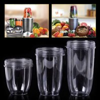 18/24/32 OZ Durable Cup Replacement For All NutriBullet Juicer Model 900W Spare