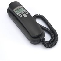 VTech CD1113 Black Trimstyle Phone with Caller ID