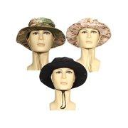 e81b7d1fd65 Men Fishing Hunting Hat Bucket Outdoor Cap Sun Block Tactical Hat Hat  Washed Cotton Summer
