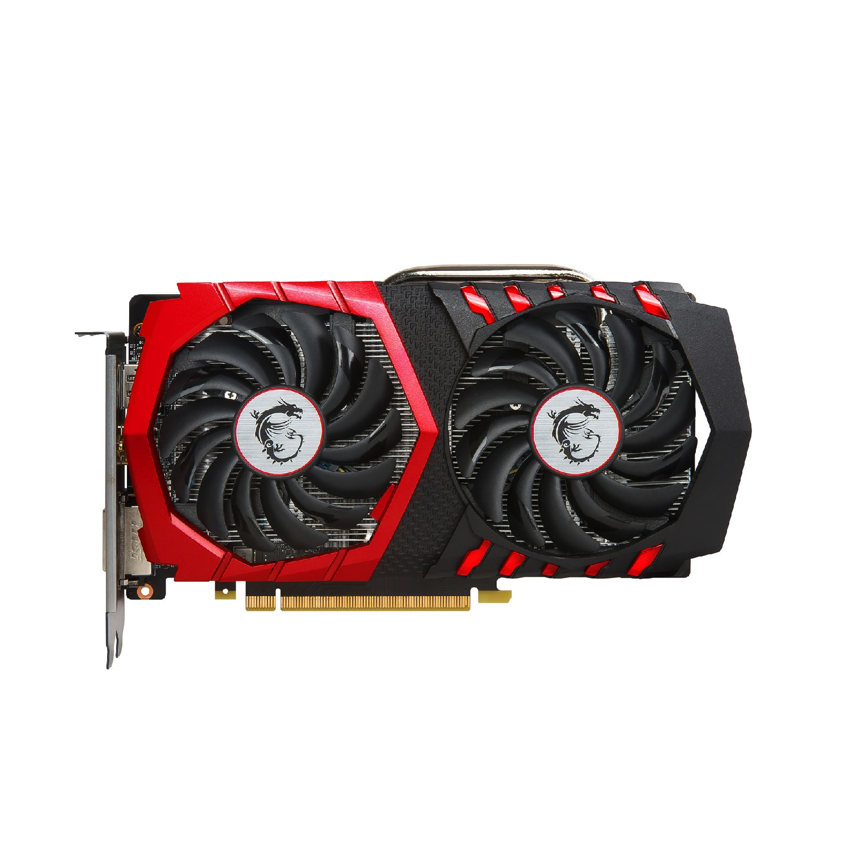 NVIDIA GeForce GTX 1050 Ti GAMING X BV 4GB GDDR5 PCI Express 3.0 Graphi... MSI